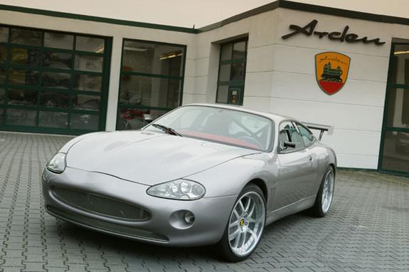 Another britishcarsrule 2004 Jaguar XK Series post... - 5011587