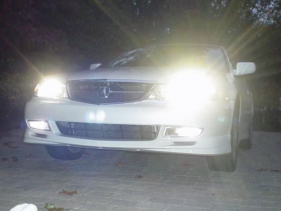 Another pearlwhitetls 2005 Acura TL post... - 5011866