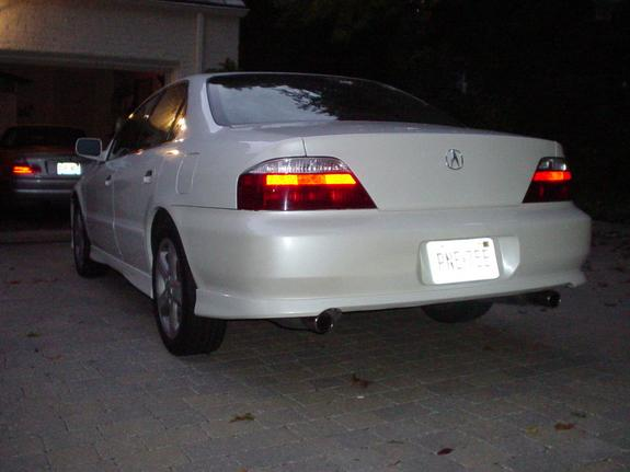 Another pearlwhitetls 2005 Acura TL post... - 5011867