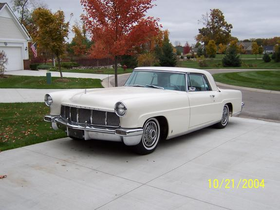 wilielincoln's 1956 Lincoln Continental