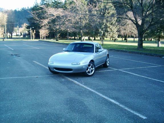 Another supershooter 1991 Eunos Roadster post... - 5010912