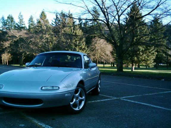 Another supershooter 1991 Eunos Roadster post... - 5010913