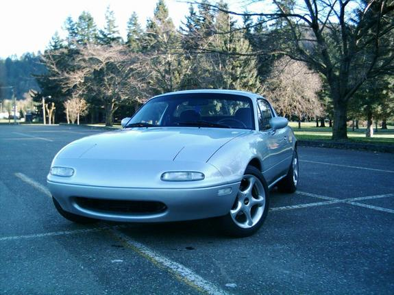 Another supershooter 1991 Eunos Roadster post... - 5010914