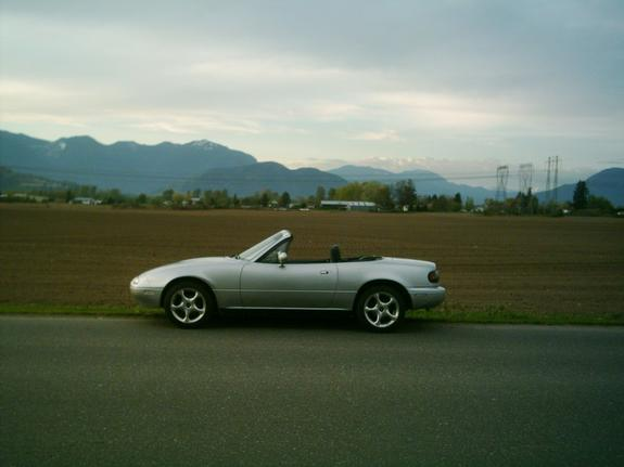 Another supershooter 1991 Eunos Roadster post... - 5010920