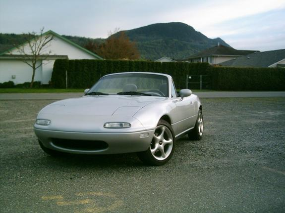 Another supershooter 1991 Eunos Roadster post... - 5010922