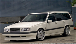 shanghaids 1996 Volvo 850