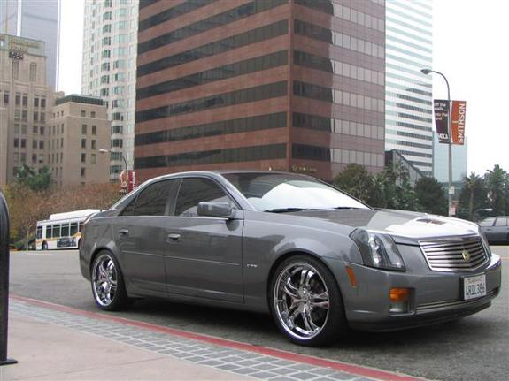 pjohnesq 2004 cadillac cts specs photos modification. Black Bedroom Furniture Sets. Home Design Ideas