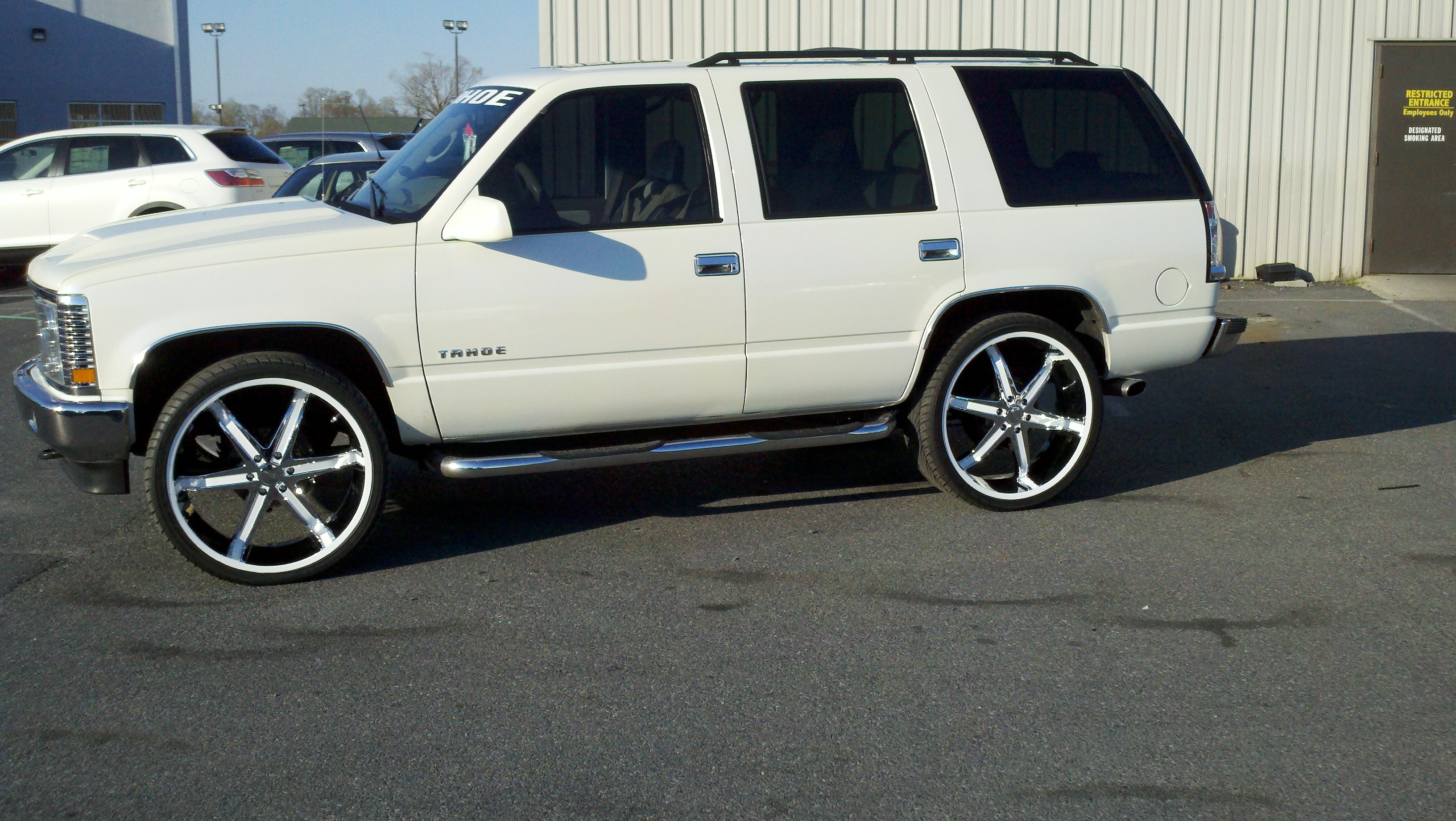 Hotshyte 1999 Chevrolet Tahoe Specs Photos Modification