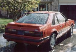 kappa84s 1986 Ford Mustang