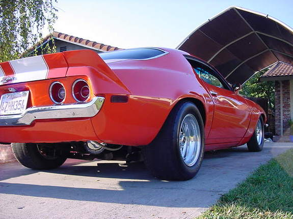 Another onix2o9 1970 Chevrolet Camaro post... - 5020603