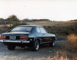 jeffgtv 1973 Ford Capri