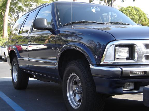 Another ADDICTEDtotheVR6 1995 Chevrolet Blazer post... - 5024437