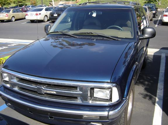 Another ADDICTEDtotheVR6 1995 Chevrolet Blazer post... - 5024438