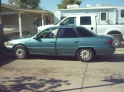 THEFURIOSO 1993 Mercury Sable