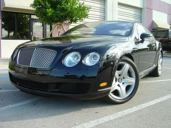 britishcarsrule's 2004 Bentley Continental GT