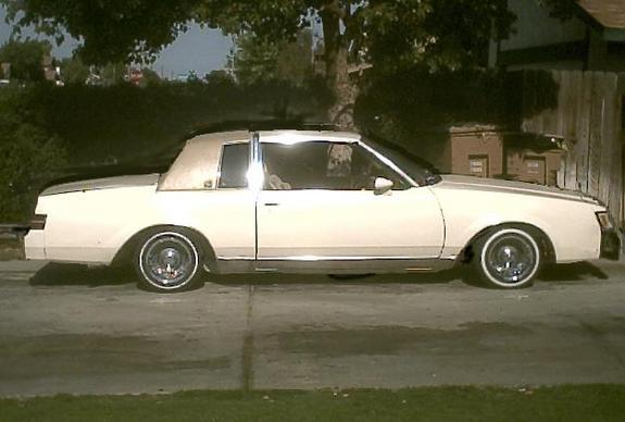 jamaal_85_regal 1985 Buick Regal 5025280