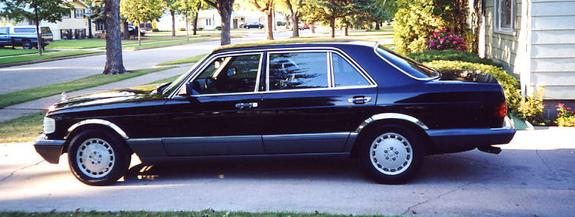 Another 2oooContinental 1990 Mercedes-Benz S-Class post... - 5027166