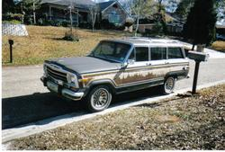 dcc83s 1986 Jeep Grand Wagoneer