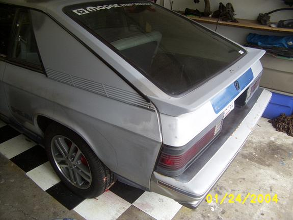 Another 86silversc 1986 Dodge Charger post... - 5027839