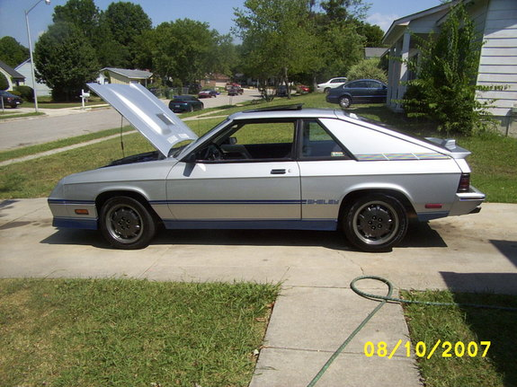 Another 86silversc 1986 Dodge Charger post... - 5027849