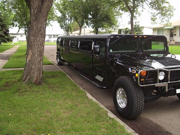 HummerLimousine8 1999 Hummer H1 Specs, Photos, Modification Info at