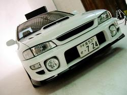 GC8STis 2001 Subaru Impreza