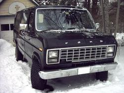 IsaacR 1979 Ford Econoline E350 Super Duty Cargo