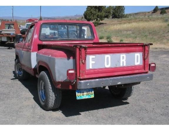Another z_dog 1980 Ford F150 Regular Cab post... - 5029338