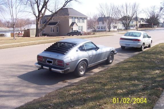 Another zmark_07 1975 Datsun 280Z post... - 5033161