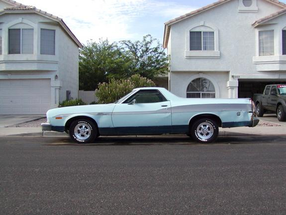 mattlikeshockey's 1974 Ford Ranchero