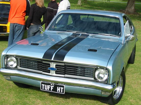 1970 Holden HG Monaro: Reader Ride