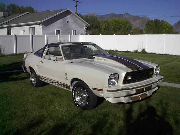 Mstng2 1978 Ford Mustang II 5045655