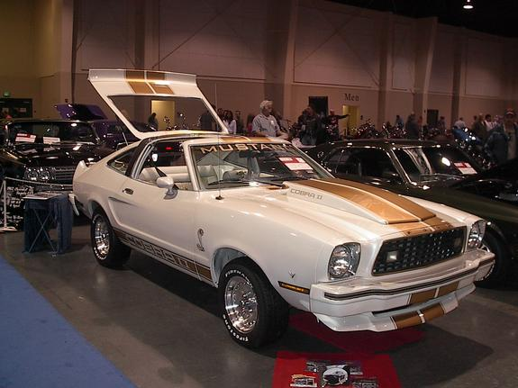 Mstng2 1978 Ford Mustang II 5045667