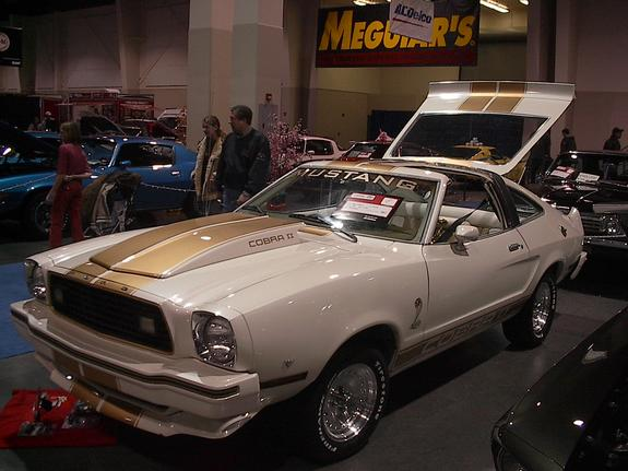 Mstng2 1978 Ford Mustang II 5045669