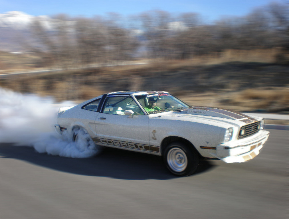 Mstng2 1978 Ford Mustang II 5045677
