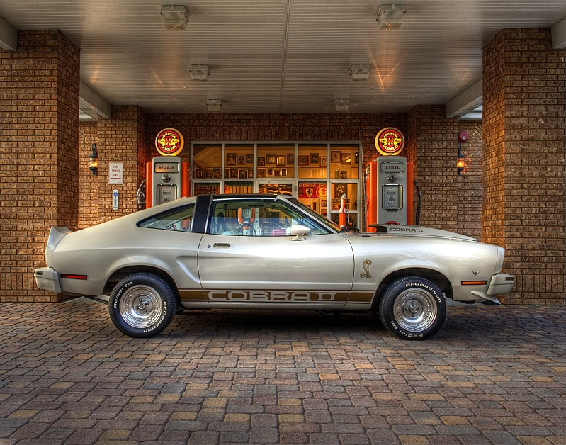 Mstng2 1978 Ford Mustang II 5045678
