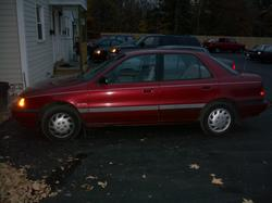 WarrenKs 1992 Hyundai Elantra