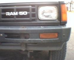 ram50sport 1988 Dodge D150 Club Cab