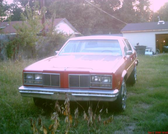 Another moneyc 1977 Oldsmobile 98 post... - 5058970