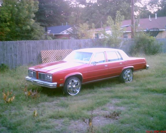 Another moneyc 1977 Oldsmobile 98 post... - 5058972