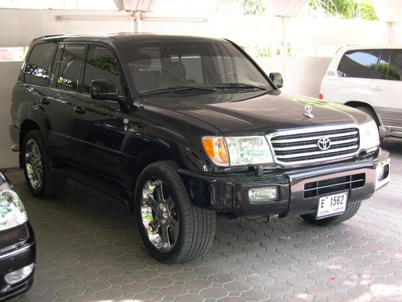 Ajmaliandevil 2000 Toyota Land Cruiser 7162600002_large