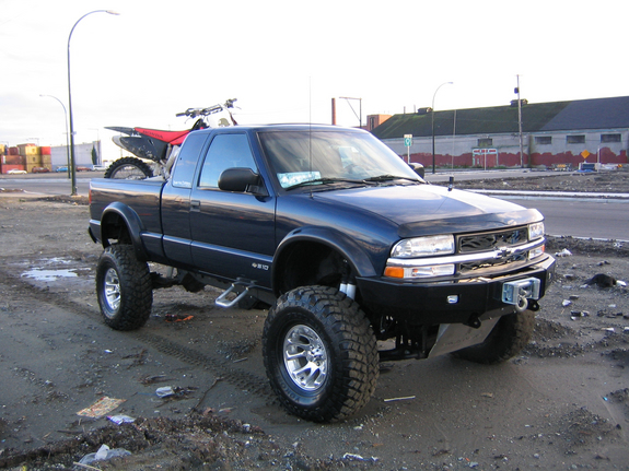 Dose48's 2000 Chevrolet S10 Regular Cab