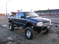 Dose48s 2000 Chevrolet S10 Regular Cab
