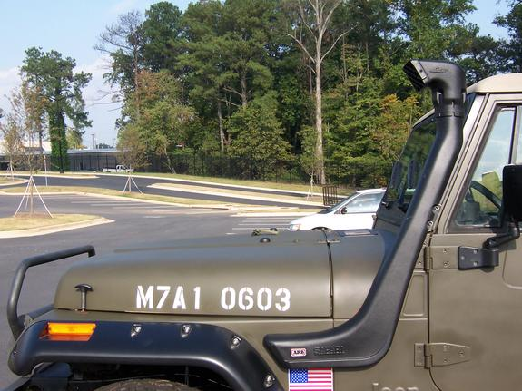 Another Fallen_Shadow 1995 Jeep YJ post... - 5062044