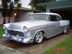 55belairs 1955 Chevrolet Bel Air