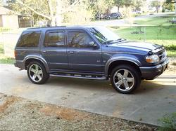 blitztalon5 2000 Ford Explorer