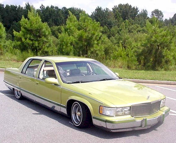 cleverlos 1995 cadillac fleetwood specs photos modification info at. Cars Review. Best American Auto & Cars Review