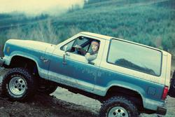 351wbluebeasts 1985 Ford Bronco II