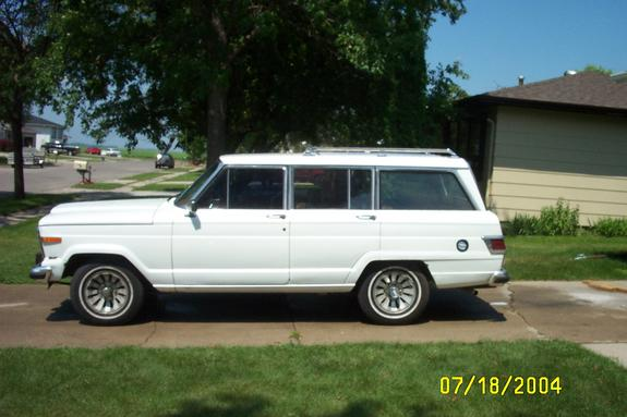 Another fast77amx 1983 Jeep Wagoneer post... - 5079014