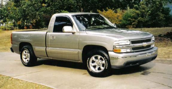 willpewter2000 2000 chevrolet silverado 1500 regular cab specs photos modification info at. Black Bedroom Furniture Sets. Home Design Ideas